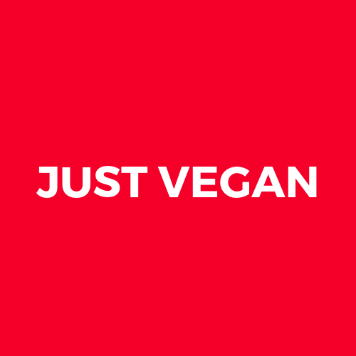 Just Vegan Square Logo